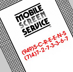 Mobile Screen Service